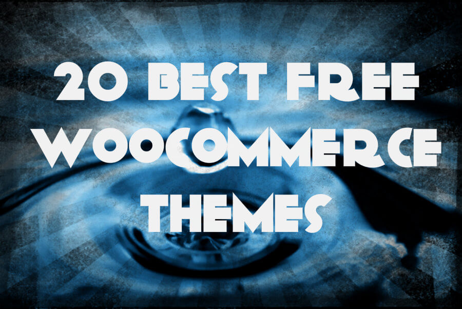 20 Best Free WooCommerce Themes