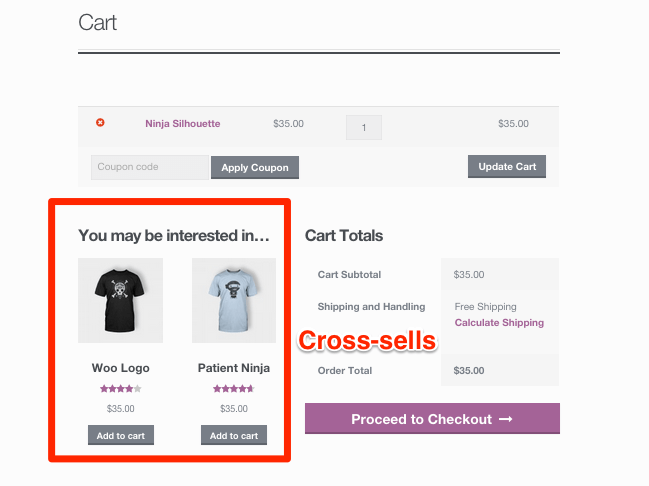 WooCommerce-Cross-Sells