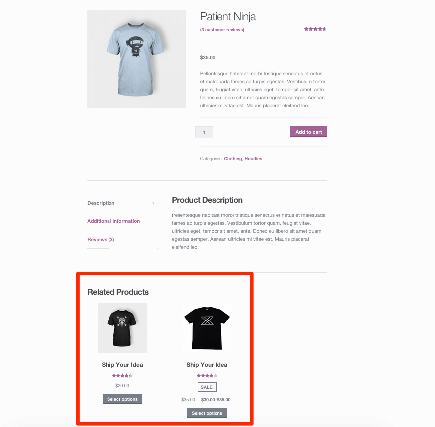 WooCommerce-Related-Products