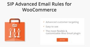SIP Advanced Email Rules for WooCommerce Plugin Review
